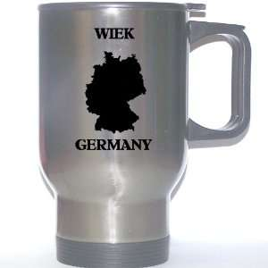 Germany   WIEK Stainless Steel Mug: Everything Else
