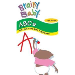 Brainy Baby   ABCs [VHS] (2002)