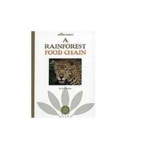 Rainforest Food Chain (9781583416013): A D Tarbox: Books
