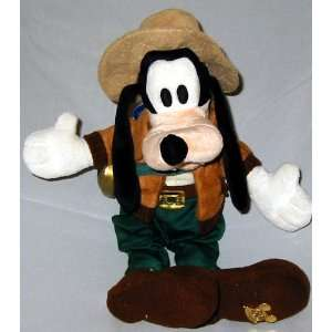Goofy 12 Bean Bag AdventureLand Plush Toys & Games