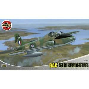 Scale BAC Strikemaster Military Aircraft Classic Kit Series 3 Toys