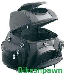 Kuryakyn Grantour Sissy Bar Travel Bag   Harley Luggage 4141