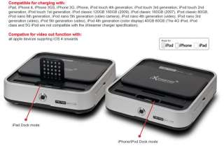 NEW iXtreamer Media Player + WIFI for iPad iPod iPhone!