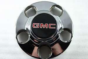 OEM Chrome GMC 5 Lug Center Cap   Part# 46254