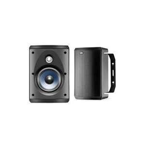Polk Audio Atrium 50 All Weather Speakers (Pair, Black) Electronics