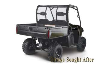 REAR WINDOW for 2009 Polaris Ranger XP HD UTV Utility Vehicle