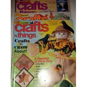 Crafts n Things October 1994  Books
