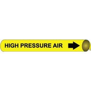 PIPE MARKERS HIGH PRESSURE AIR B/Y Home Improvement
