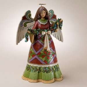 Jim Shore Heartwood Creek Christmas Holiday Angel *NEW