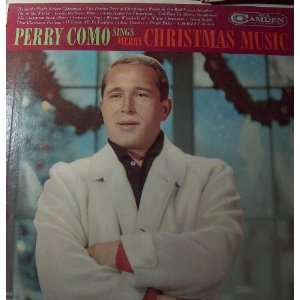 Perry Como Sings Merry Christmas Music  Books