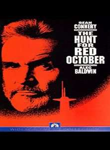 The Hunt for Red October DVD, 1998, Widescreen 097363202073