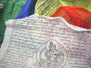 tibetan prayer flags goddess tara traditional lung ta tibet prayer