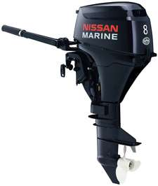 hp Nissan/Tohatsu 15 SHORT SHAFT Outboard Boat Motor