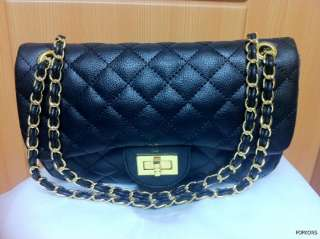 Quilted Gold Chain 2.55 Medium Handbags Shoulder Crossbody Bags Purses