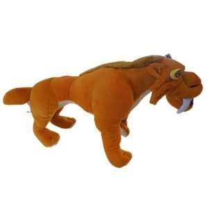 Ice Age Diego Plush   Diego Ice Age Stuffed Animal Toys