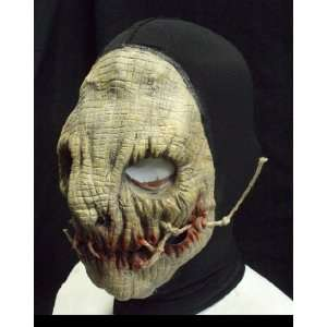 Zombie Scarecrow Scary Foam Latex Halloween Sock Mask