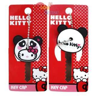 Sanrio Hello Kitty Key Cap Panda Kitty  Loungefly