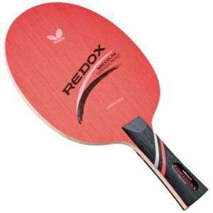 Butterfly Redox Blade Table tennis ping pong no Rubber