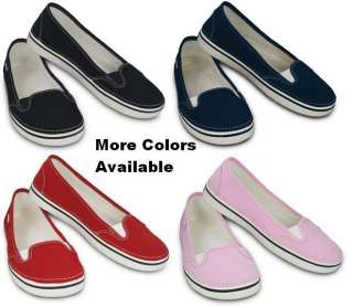 Canvas slip on shoes for women