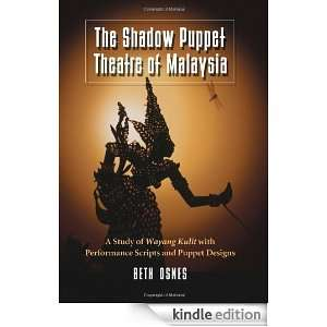 The Shadow Puppet Theatre of Malaysia: A Study of Wayang Kulit with