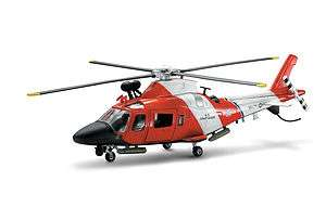 NEW RAY AGUSTA WESTLAND AW109 POWER US COAST GUARD 1/43 HELICOPTER