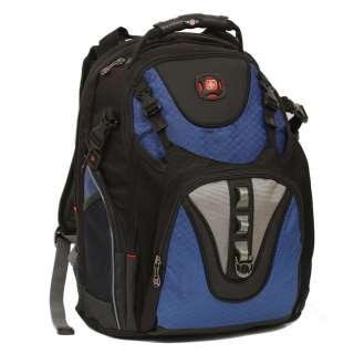 SwissGear Maxxum 15.4 Laptop Computer Backpack Blue NWT