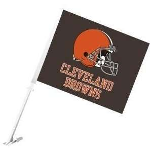 Cleveland Browns Car/Truck Window Flag