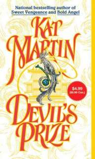 Devils Prize (Garrick Series #3) by Kat Martin, St