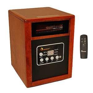 Dr. Heater 1500W Infrared Heater Heats 1000 Sq feet NEW