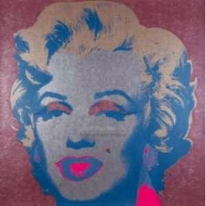Andy Warhol 25.63W by 25.63H  Marilyn Monroe (Marilyn
