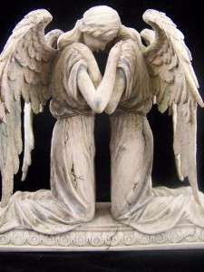 Mourning Archangel Weeping Angels Statue Marble Gift