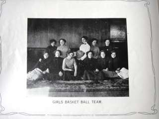 Carnegie Oklahoma High School 1913 The Leader Annual Year Book