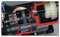 Two Speed Forward/Reverse Transmission