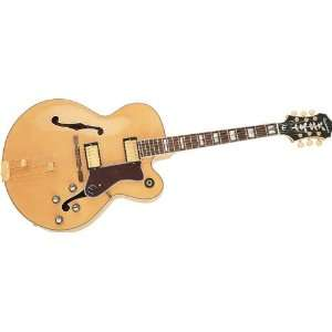Semi Hollow Body Broadway Electric Guitar Musical Instruments