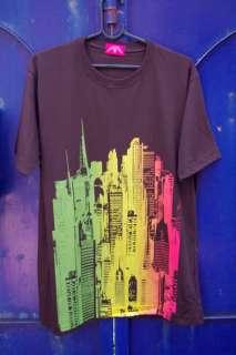 Urban City Street Wear Indie Rock T Shirt L