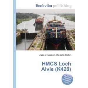 HMCS Loch Alvie (K428) Ronald Cohn Jesse Russell Books