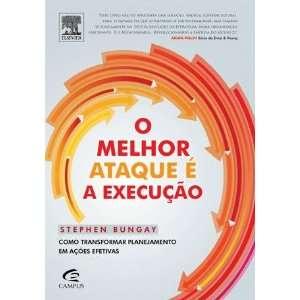 Execucao (Em Portugues do Brasil) (9788535244373) Stephen Bungay