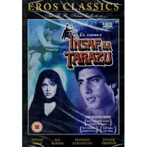 Ka Tarazu Raj Babbar, Zeenat Aman, Padmini Kohalpure Movies & TV