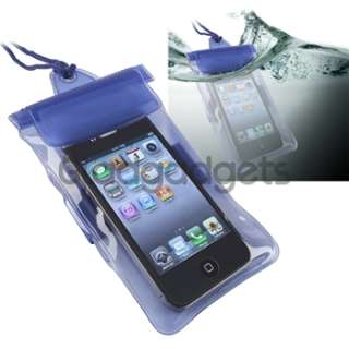 Waterproof Pouch Dry Bag Case for HTC Desire HD Phone Inspire 4G