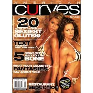 american curves 28 Tosca Reno & Elaine Goodlad: American Curves: Books