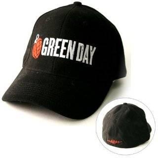 21. Green Day American Idiot Flex Fit Baseball Cap by Urban