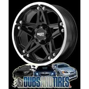 MOTO METAL wheels MO960 Gloss Black Machined wheels rims Automotive