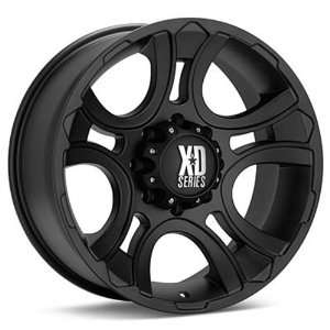 XD SERIES CRANK MATTE BLACK 5X5.5 0MM   20X9 Automotive
