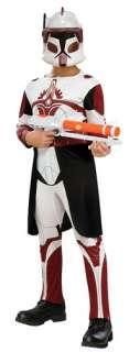 Child Small Standard Star Wars Commander Fox Costume