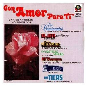 Con Amor Para Ti: Various Artists: Music