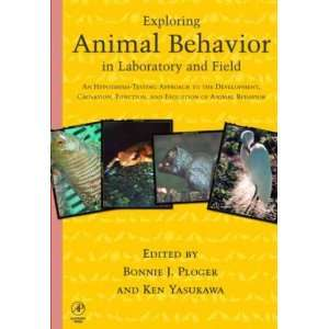 Animal Behavior in Laboratory and Field: An Hypothesis Testing