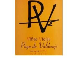 Bierzo Pago de Valdoneje Vinas Viejas 750ml: Grocery & Gourmet Food