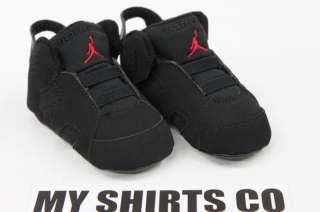 Nike Air Jordan 6 Retro Black Red Infant Baby Shoes