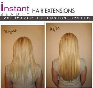 Volumizing One Piece Extension System   High Quality Remy Human Hair