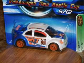 Hot Wheels VOLKSWAGEN NEW BEETLE CUP TREASURE HUNT 2006